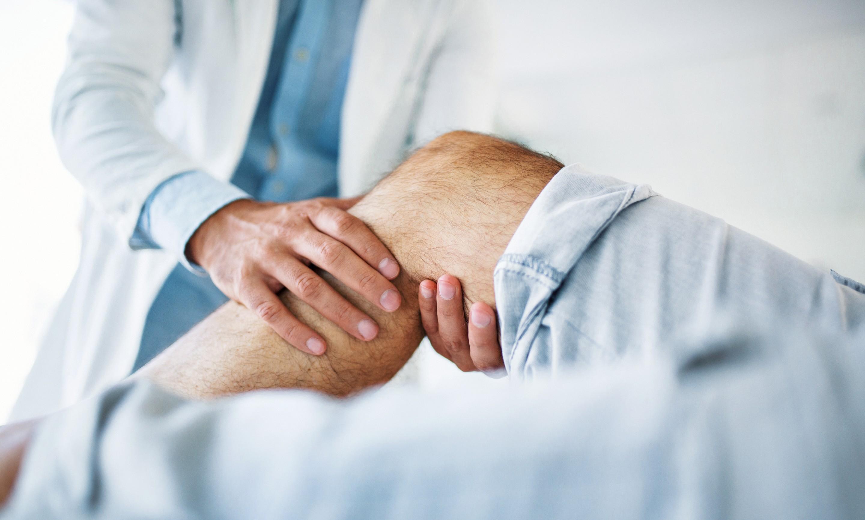¿Puedes coagular tu sangre en la rodilla?